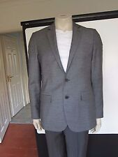Jaeger single breasted Speckled Suit Jacket  36R chest.