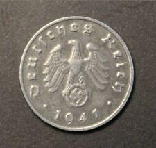 1 German WW2 Coin -1 Reichspfennig Zinc, 100% original - Buy 3 Get 1 FREE!