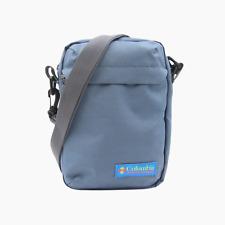New Columbia Urban Uplift Festival Shoulder Man Side Bag Pouch Blue 2L BNWT