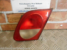 MERCEDES E CLASS W210 E240 1999 OSR DRIVER SIDE REAR INNER TAIL LIGHT