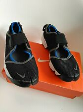 Nike Air Rift Trainers size 7  Limited Edition black