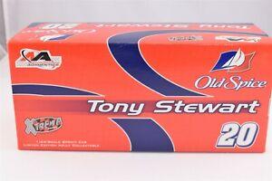 2006 Tony Stewart Old Spice Dirt Sprint Midget Diecast Car 1/24