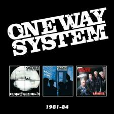 One Way System - 1981-84 NEW CD
