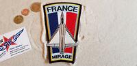 1 x Patch MIRAGE 2000 France 8 x 12 cm. USAF RAF NATO/ Avion / Aircraft  Yakair