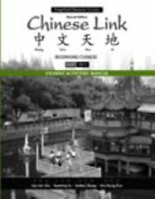Student Activities Manual for Chinese Link: Beginning Chinese, Simplified Charac