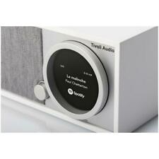 TIVOLI AUDIO MODEL ONE DIGITAL+ WHITE RADIO FM- DAB-DAB+ CON BT