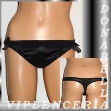 SMART&SEXY TANGA *NEGRA/BLACK** Mod.149* Talla/Size: XL/46-48 + REGALO/GIFT