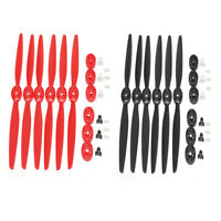 For Yuneec Typhoon H 480 Drone 3 Pairs Blade A B Quick Release Propellers