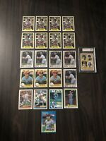 Huge Paul Molitor Card Collection With Graded Rookie