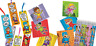 Pack of 36 Superhero Stationery Pack, Pencils Bookmarks Notepads Party Fillers