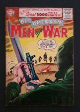 All American Men of War Issue #39 (DC Comics 1958) VG