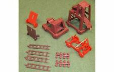 MPC Medieval Siege Equipment Knights Castle Middle Ages Toy Soldier 1/32 54MM