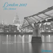 CALENDRIER 2017 - LONDON - 30 x 30 cm