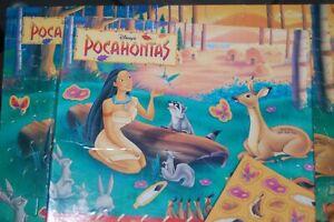 "Disney Pocahontas 70 Piece Puzzle Age 4-8 Complete 11.5""x15"" #44742-1 Preowned"