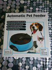 Automatic Voice Reminder Pet Feeder with Digital Display. Excellen condition