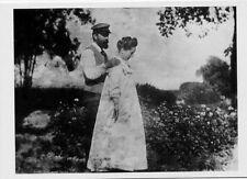 Jacques-Henri Lartigue•Papa et Maman 1902•Pont de l'Arche, France•Photo POSTCARD