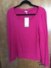 Splendid Top, Pink, XL, NWT, Original Price $78