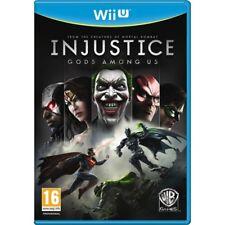 Injustice Gods Among US Nintendo Wii U Not