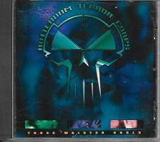ROTTERDAM TERROR CORPS -Three waisted souls CD 10TR Gabber Hardcore 1995 Holland