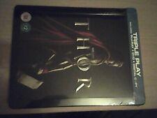 Thor Blu Ray Steelbook New Sealed OOP RARE REGION FREE