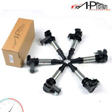 New 6pcs Ignition Coils for Holden Commodore Crewman VZ Caprice WL Rodeo V6 3.6L