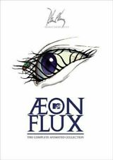 New Sealed Aeon Flux The Complete Animated Collection 3 Dvd Complete Series Mtv