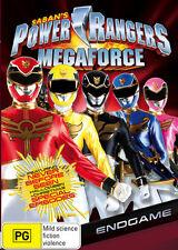 Power Rangers Megaforce: End Game * NEW DVD * (Region 4 Australia)