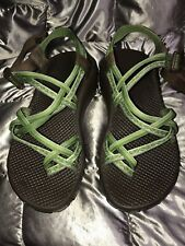 """CHACO SANDALS""""WOMENS ANKLE STRAP MULTICOLOR ZYNTHETIC UPPER SIZE 8"""
