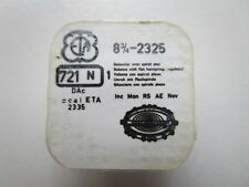 "ETA 8¾""' cal. 2325 balance complete watch movement part"