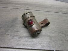 Ancienne Lanterne arrière de vélo à Carbure, Phare,Lampe de vélo