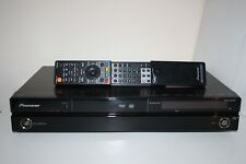 Pioneer HDD DVD DVR-LX60D PLAYER/RECORDER with REMOTE CONTROL