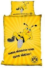 BVB Borussia Dortmund Bettwäsche   ** EMMA **  135/200 80/80