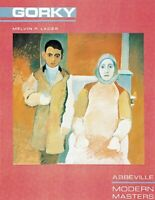 Arshile Gorky (Modern Masters) by Melvin P. Lader Paperback Book The Fast Free