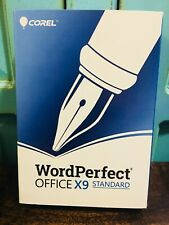 New ListingNew Corel WordPerfect Office X9 Software Suite Standard Edition Download Windows