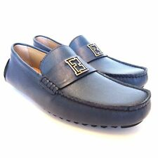 Fendi Leather Casual Shoes for Men  0a136a700
