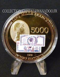 5000 Francs Anciens Francs  1939