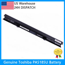 Genuine OEM Pa5185u-1brs Battery for Toshiba Satellite C55d Series C55-b 45wh