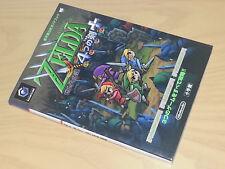 Legend Of Zelda Four Swords Nintendo GUIDA USATA OTTIMO STATO ED JAP VBCJ 53348