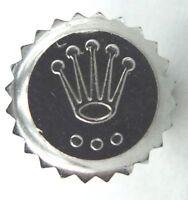 .Used Rolex Submariner 703 / 704 Watch Crown 7mm Part 24-703 (16610 16800)