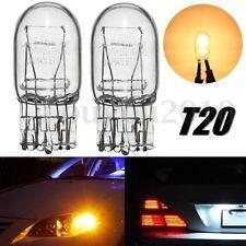 2x 7443 W21/5W R580 T20 Canbus DRL Blinker Standlicht Bremslicht Rücklicht 3800K
