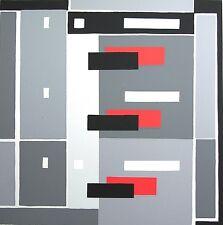 RADICE Mario. Senza titolo. Litografia a colori. Cm 33,5x33,5