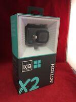 Kaiser Baas Sports Action Camera X2 KBA12035  WIFI 1080P - NEW SEALED