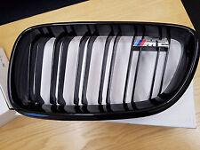 BMW GENUINE M PERFORMANCE BLACK GRILLES SET F87 M2
