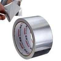 5cm * 17m di alluminio adesivo di tenuta -nastro termico Resist Duct Riparazioni