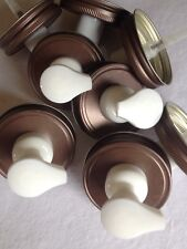 10 Mason Jar FOAMING Soap Dispenser Lids. Bronze. Wholesale.