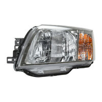 Left Headlight Assembly For 2004-2008, 2010-2011 Mitsubishi Endeavor 2006 TYC