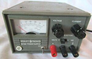 HP Hewlett Packard 6216A Power Supply - Made in U.S.A.