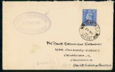 Mayfairstamps Great Britain 1949 London Paquebot RMMV Highland Monarch to Pasade