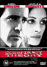Conspiracy Theory (DVD, 1998) PRE OWNED PAL 4