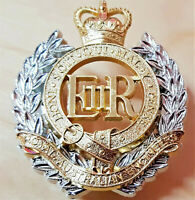 VIETNAM IRAQ AFGHANISTAN WAR ROYAL AUSTRALIAN ENGINEERS UNIFORM CAP BADGE RAE